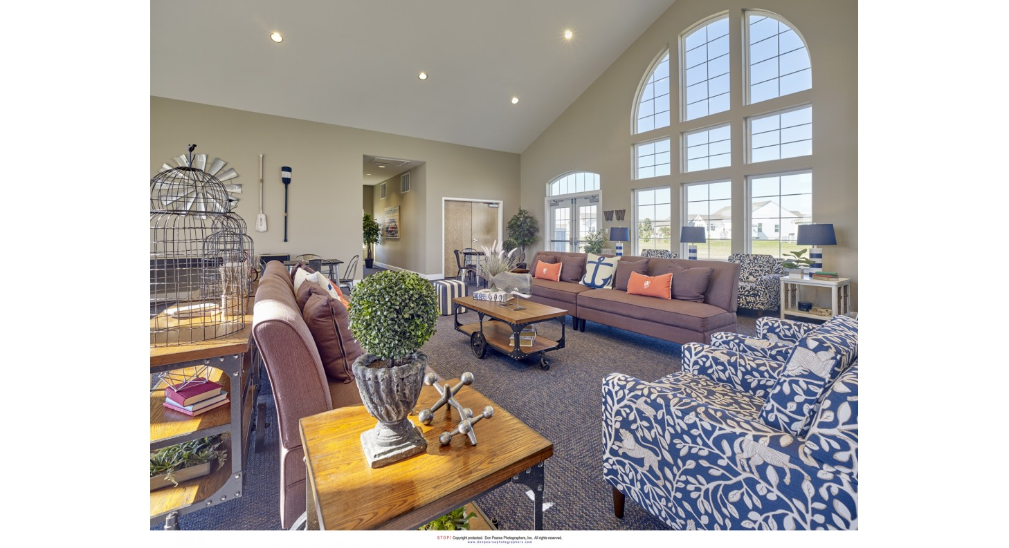 New Homes For Sale Smyrna DE Clubhouse Willowwood