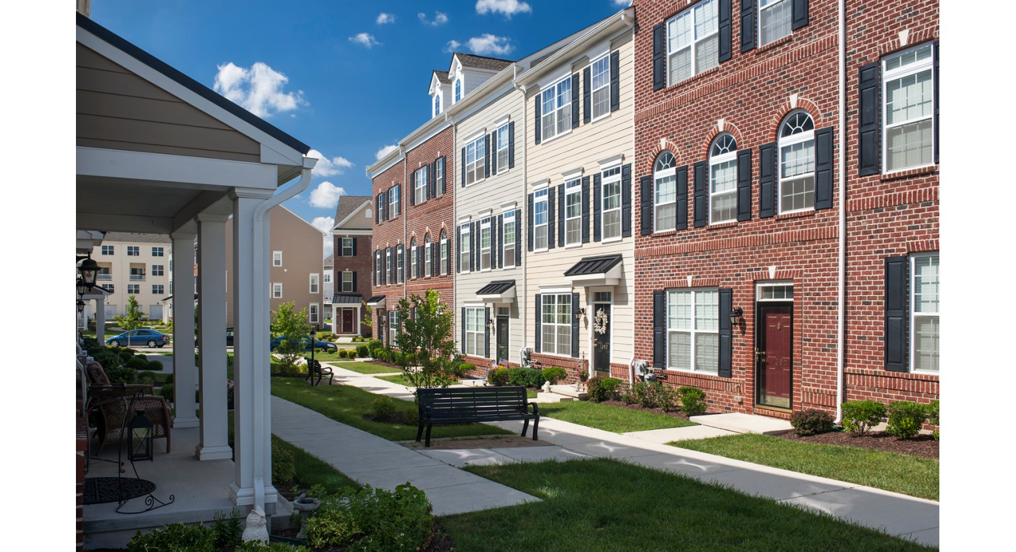 Darley Green New Homes Claymont DE Outdoors